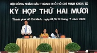 Kỳ họp 20 HĐND TP.HCM khóa IX: Vẫn nóng chuyện đất đai, bồi thường...