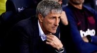 """Barcelona thắng trận đấu """"điên rồ"""" và """"đẫm nước mắt"""", HLV Setien nói gì?"""