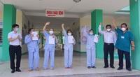 Đà Nẵng: 4 bệnh nhân nhiễm Covid-19 xuất viện