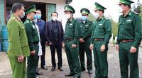 Thiếu tướng Lê Đức Thái: Xử nghiêm các trường hợp làm ngơ, tiếp tay cho xuất nhập cảnh trái phép