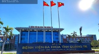 Quảng Trị: Tạm dừng khám bệnh tại bệnh viện đa khoa tỉnh