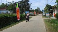 Quảng Nam: 10 năm ròng rã xây dựng nông thôn mới, làng quê Quế Minh giờ trông thế nào?