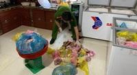 Thu giữ 148kg thực phẩm không rõ nguồn gốc