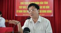 Phê chuẩn miễn nhiệm Chủ tịch tỉnh Quảng Ngãi Trần Ngọc Căng
