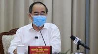Bí thư Thành ủy TP.HCM Nguyễn Thiện Nhân: F0 phải là từ nước ngoài vào, qua nhập cảnh trái phép