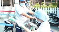TP.HCM: Bệnh viện sàng lọc Covid-19 ngay từ cổng ra vào