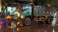 Yên Bái: Va chạm với ô tô tải, một chiến sĩ công an tử vong