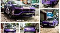 """Lamborghini Urus từng của Minh """"nhựa"""" lột xác 2 lần sau khi về tay dân chơi Bạc Liêu"""