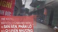 Dự án chợ Hoàng Ninh, Việt Yên, Bắc Giang: Vì sao tồn tại hàng loạt sai phạm?