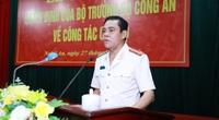 Ban Bí thư chỉ định chức vụ Đảng với đại tá Võ Trọng Hải, Giám đốc Công an Nghệ An