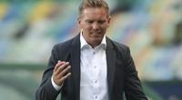 """Leipzig hạ Atletico Madrid, HLV Nagelsmann lập tức gửi """"chiến thư"""" đến PSG"""