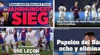 Truyền thông quốc tế không tiếc lời chỉ trích Barca: Nhục nhã, lố bịch, ê chề
