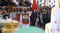 (TRỰC TIẾP) Thủ tướng Nguyễn Xuân Phúc: Nguyên Tổng Bí thư Lê Khả Phiêu mất đi là tổn thất lớn