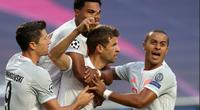 Chùm ảnh: Messi cúi đầu nhìn Bayern Munich hủy diệt Barcelona