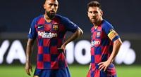 Thua thảm Bayern Munich 2-8, Barcelona sa thải HLV Quique Setien?