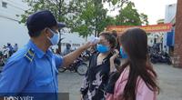 Quảng Trị: Một phụ nữ mang giường xếp đến trụ sở xã gây rối khi bị cách ly tại nhà