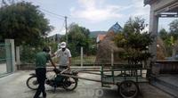 """Bình Định: Một nông dân cải tiến xe cải tiến, trông rất là """"ngầu"""""""