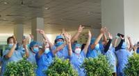 Chính thức dỡ phong tỏa BV Đa khoa Đà Nẵng sau 1 tháng, nhiều y - bác sĩ bật khóc