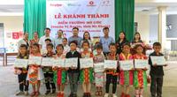 Clip: Phòng học mới cho học trò vùng cao Vị Xuyên (Hà Giang)