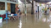 Kiên Giang: Hàng chục căn nhà ở Phú Quốc bị ngập gần nửa mét do mưa bão