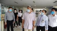 Thứ trưởng Nguyễn Trường Sơn kiểm tra ở Quảng Nam: Mỗi bác sĩ, nhân viên y tế là một chiến sĩ