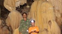 Quảng Trị: Phát hiện hang động mới, đẹp lung linh ở thôn Trỉa