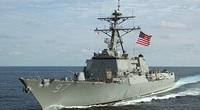 Bất chấp Trung Quốc, Mỹ lại đưa tàu chiến diễu qua eo biển Đài Loan