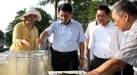 Vụ mua hơn 400 tấn chế phẩm Redoxy-3C: Ông Nguyễn Đức Chung liên quan gì?