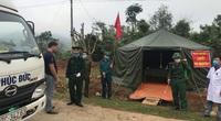 Chống dịch Covid-19, BĐBP Nghệ An trực 24/24h chặn xuất nhập cảnh trái phép