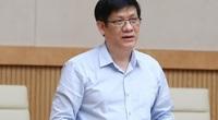 Quyền Bộ trưởng Y tế Nguyễn Thanh Long sẽ tham gia trả lời chất vấn