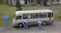 Quảng Trị tổ chức đưa người dân từ Đà Nẵng về quê trong dịch Covid-19