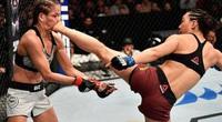 Nữ võ sĩ Trung Quốc ra đòn, khuôn mặt đối thủ... biến dạng