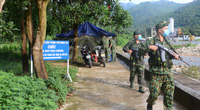Căng mình chống xuất nhập cảnh trái phép ở nơi khắc nghiệt nhất vùng biên Quảng Ninh