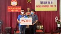 First News và các doanh nghiệp tặng 25.000 khẩu trang vải và sách cho người dân Đà Nẵng