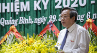 Bí thư Tỉnh ủy Quảng Bình được Bộ Chính trị điều động làm Phó Trưởng Ban Tổ chức Trung ương