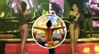 """Sau scandal """"mặc như không mặc"""", Ngân 98 lại thách thức tung ảnh bán nude phản cảm"""