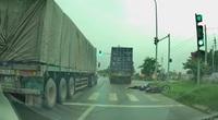 Lộ danh tính tài xế xe container cán tử vong cô gái rồi bỏ chạy ở Hà Nội