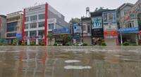 """Clip, ảnh: Thành phố Điện Biên Phủ """"chìm"""" trong biển nước"""
