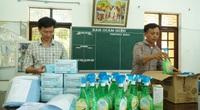 Nghệ An: Mỗi thí sinh được phát 5 khẩu trang tại kỳ thi THPT