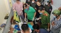 Triệt phá tổ chức mua bán ma tuý, vũ khí quân dụng số lượng lớn ở An Giang