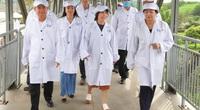 Phó Chủ tịch nước Đặng Thị Ngọc Thịnh ấn tượng với sự tăng trưởng thần kỳ ở vùng Phủ Quỳ