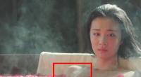 """Cảnh mỹ nhân """"tắm tiên"""" trong phim cổ trang Trung Quốc lộ """"sạn siêu to khổng lồ"""", lừa khán giả"""