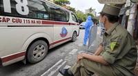 """Hà Nội: Một người ở chung cư nhân viên điều hành xe buýt mắc Covid-19 """"bỏ trốn"""" khi thấy phong tỏa"""