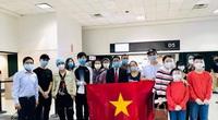 Đã đưa 21.000 công dân Việt Nam về nước trong dịch Covid-19