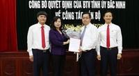Nhìn lại 13 ngày ông Nguyễn Nhân Chinh được chỉ định làm Bí thư Thành ủy Bắc Ninh