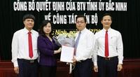 Sau 13 ngày được chỉ định, ông Nguyễn Nhân Chinh thôi giữ chức Bí thư Thành uỷ Bắc Ninh