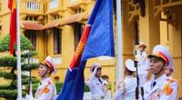 Lễ thượng cờ ASEAN đặc biệt nhất từ trước tới nay
