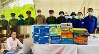 """Ấm  lòng: Người con quê hương Quảng Nam kết nối những """"tấm lòng vàng"""" tiếp sức phòng, chống dịch Covid-19"""