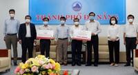 Tập đoàn BRG và Ngân hàng SeABank ủng hộ 1 tỷ đồng và 20.000 khẩu trang kháng khuẩn cho TP.Đà Nẵng