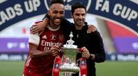 Cầu thủ Arsenal xuất sắc nhất mùa: Aubameyang vô đối